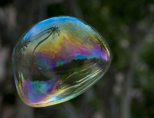 Filterbubblan sluter sig