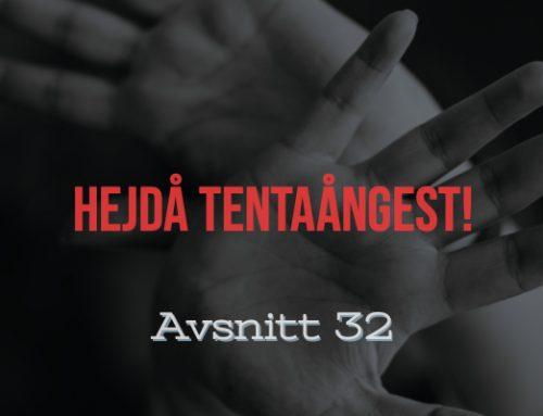 32 – Hejdå tentaångest!