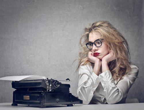 Undvik skrivkramp med strukturerad arbetsmodell